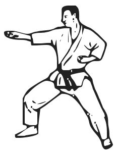 Karate Clip Art & Karate Clip Art Clip Art Images.