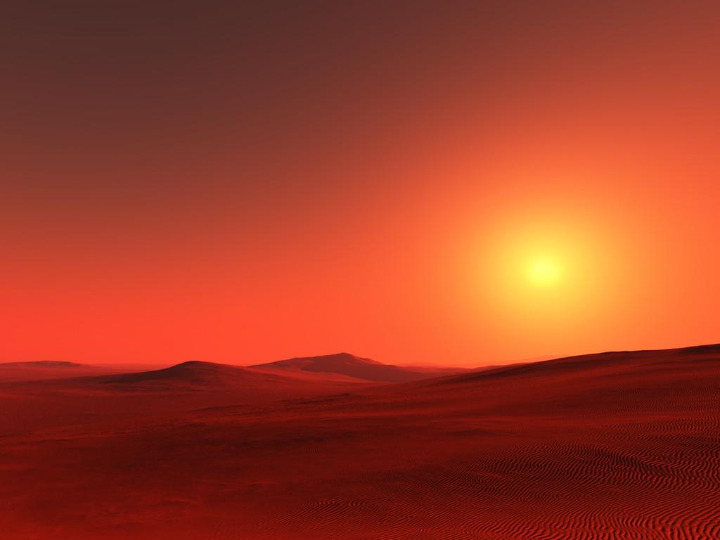 Martian Clipart.