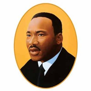 Dr martin luther king clipart.