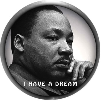 Free MLK Day Clipart.