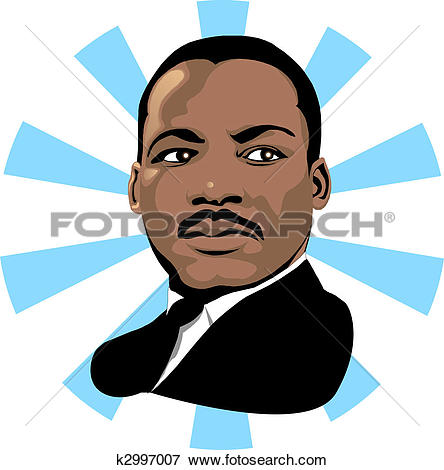 Stock Illustration of Martin Luther King k2997005.