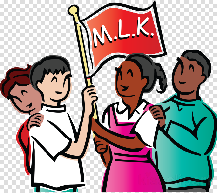 Martin Luther King Jr Day MLK Day King Day clipart.