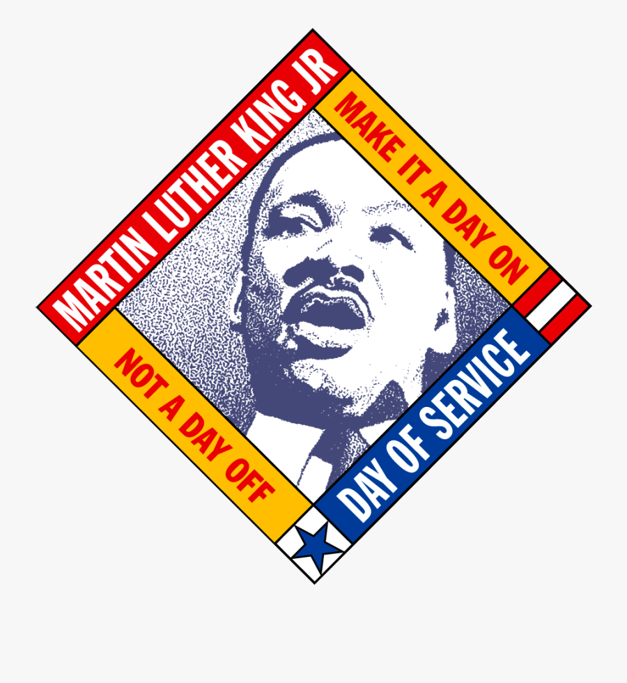 Transparent Mlk Day Clipart.