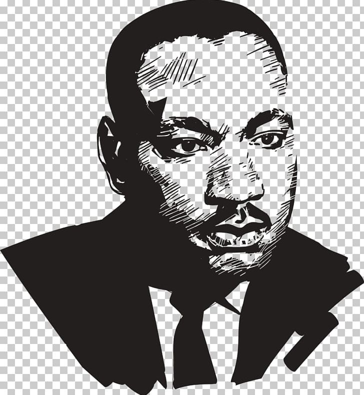 Martin Luther King Jr. Day African.