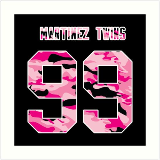 \'martinez twins.