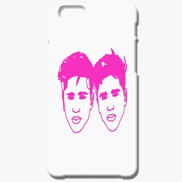 martinez twins logo iPhone 6/6S Case.