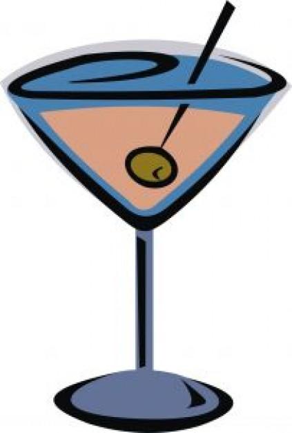 Martini Clip Art Free.