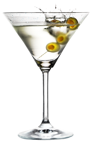 Transparent Martini PNG Clipart.