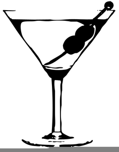 Cocktail Shaker Clipart.