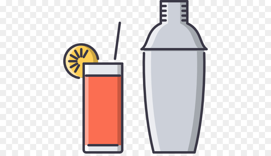 Cocktail Cartoon clipart.