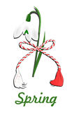 Martisor Stock Illustrations.