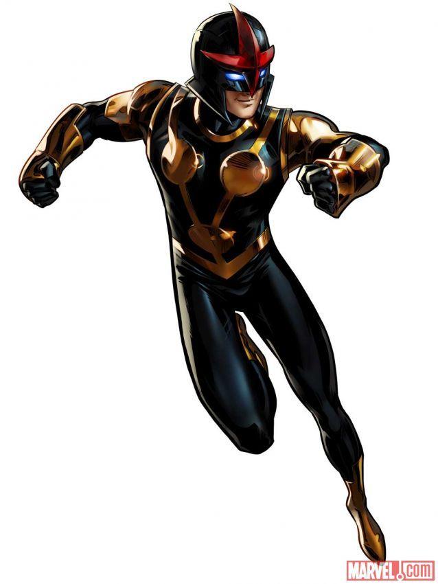 Marvel Avengers Alliance.