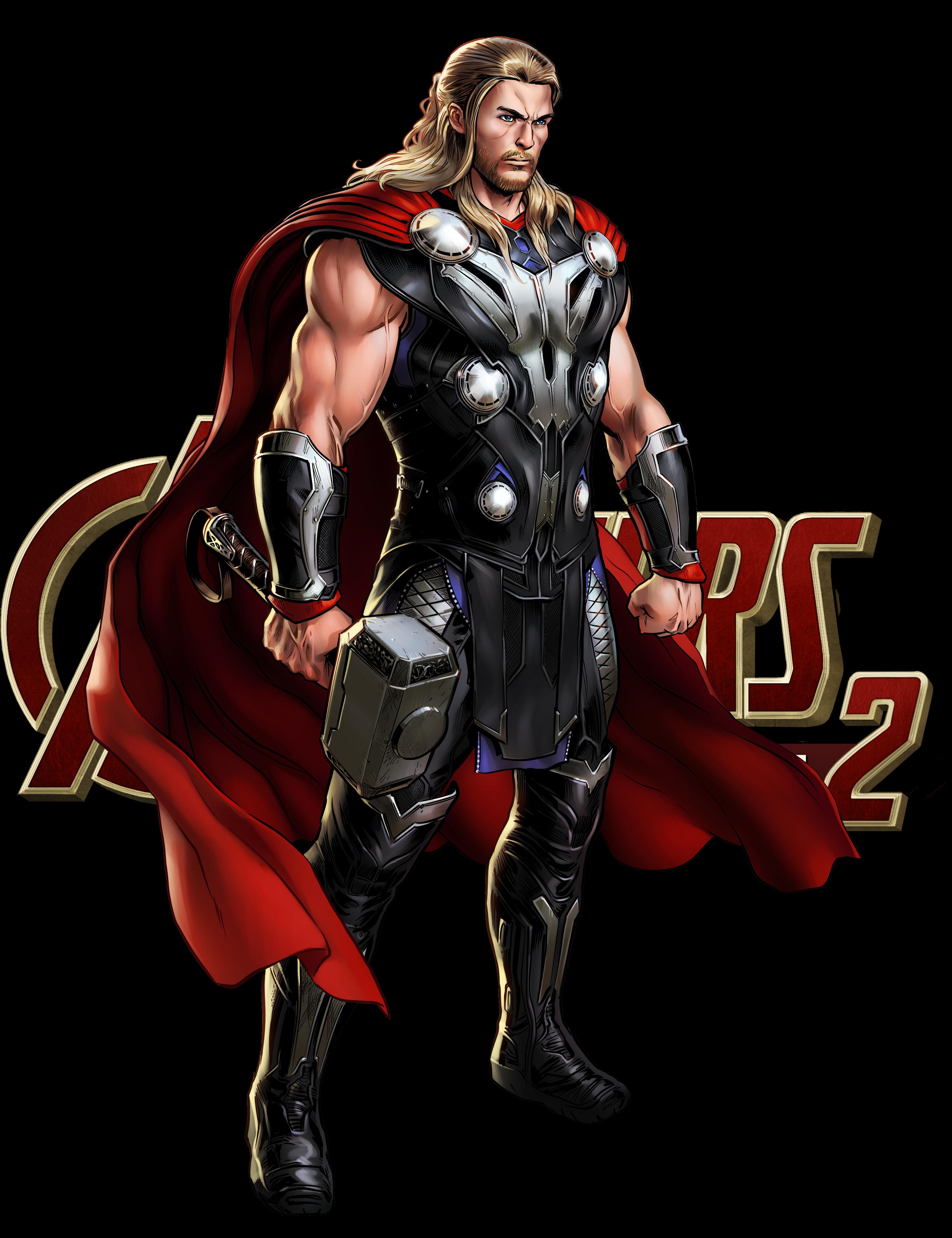 Marvel: Avengers Alliance Marvel Ultimate Alliance 2 Thor.