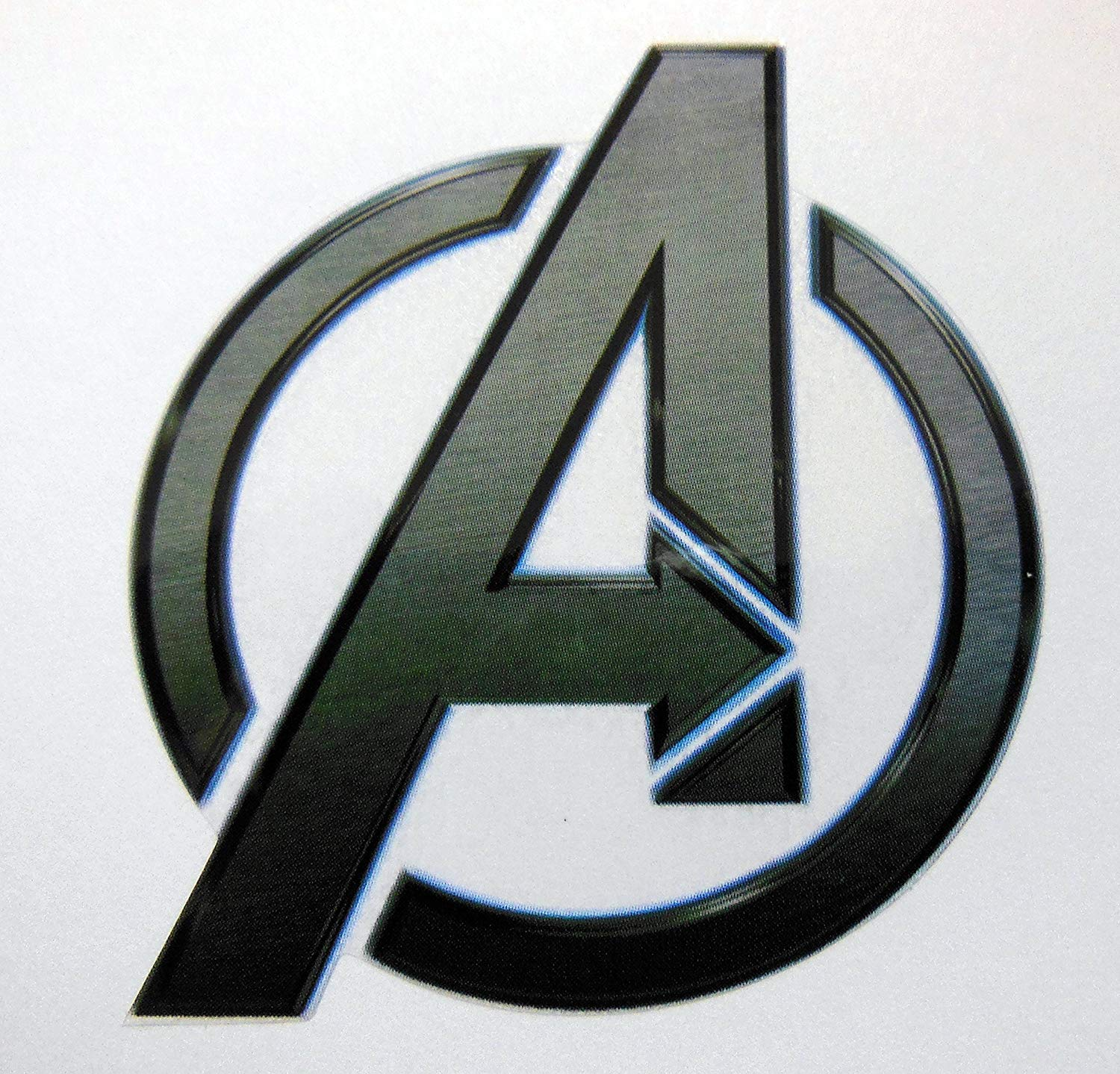 Amazon.com: Marvel Comics Avengers Logo Sticker/Logo/Emblem.