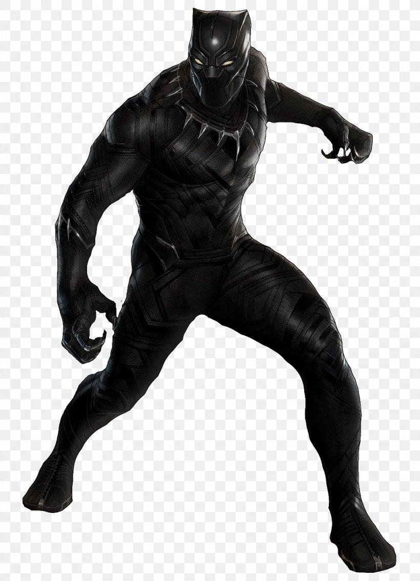 Black Panther Captain America Marvel: Avengers Alliance Clip.