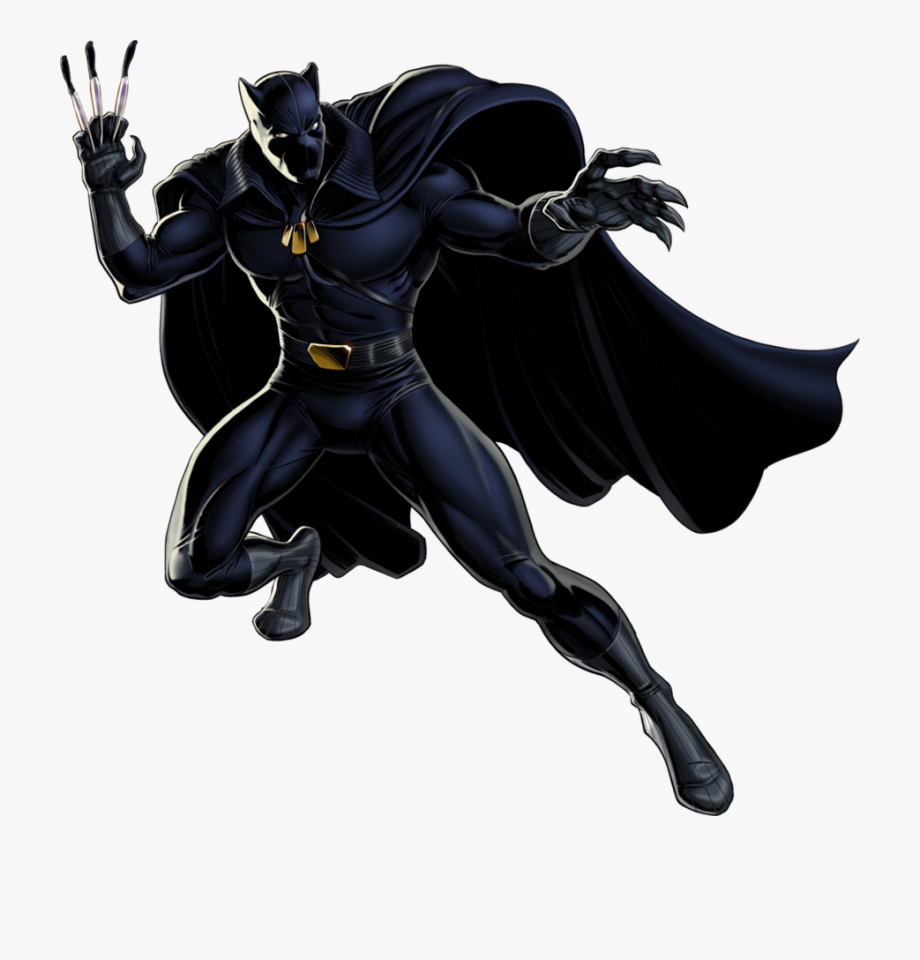 Panther Clipart Super Hero.
