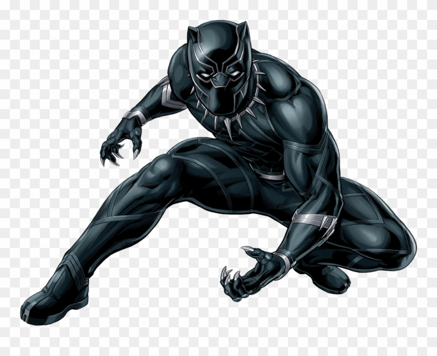 Black Panther Logos Brands And Logotypes Panther Clipart.