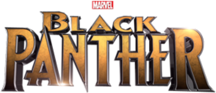 Download Black Panther Title Png.