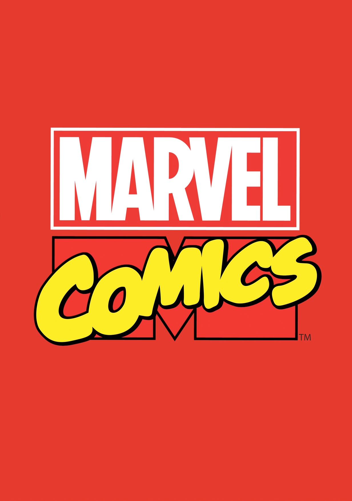 Marvel comics Logos.