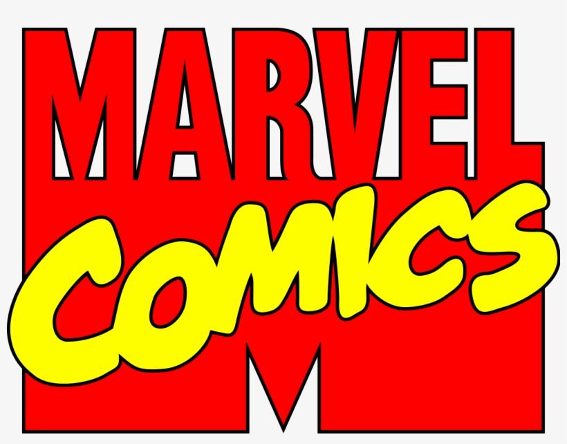Marvel Comics 1990 Logo.