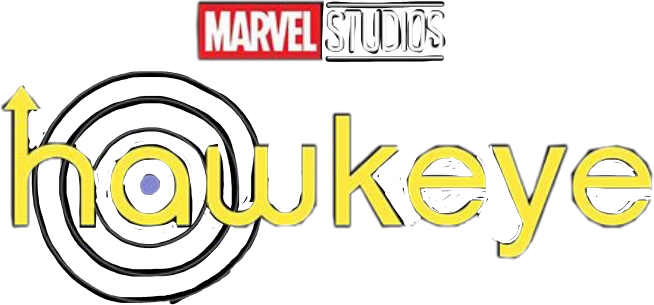 Sticker marvel mcu hawkeye logo SDCC movie marvelogo je.