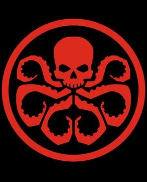 Marvel Hydra Logo T.