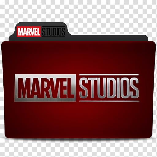 MARVEL Cinematic Universe Folder Icons Phase One.