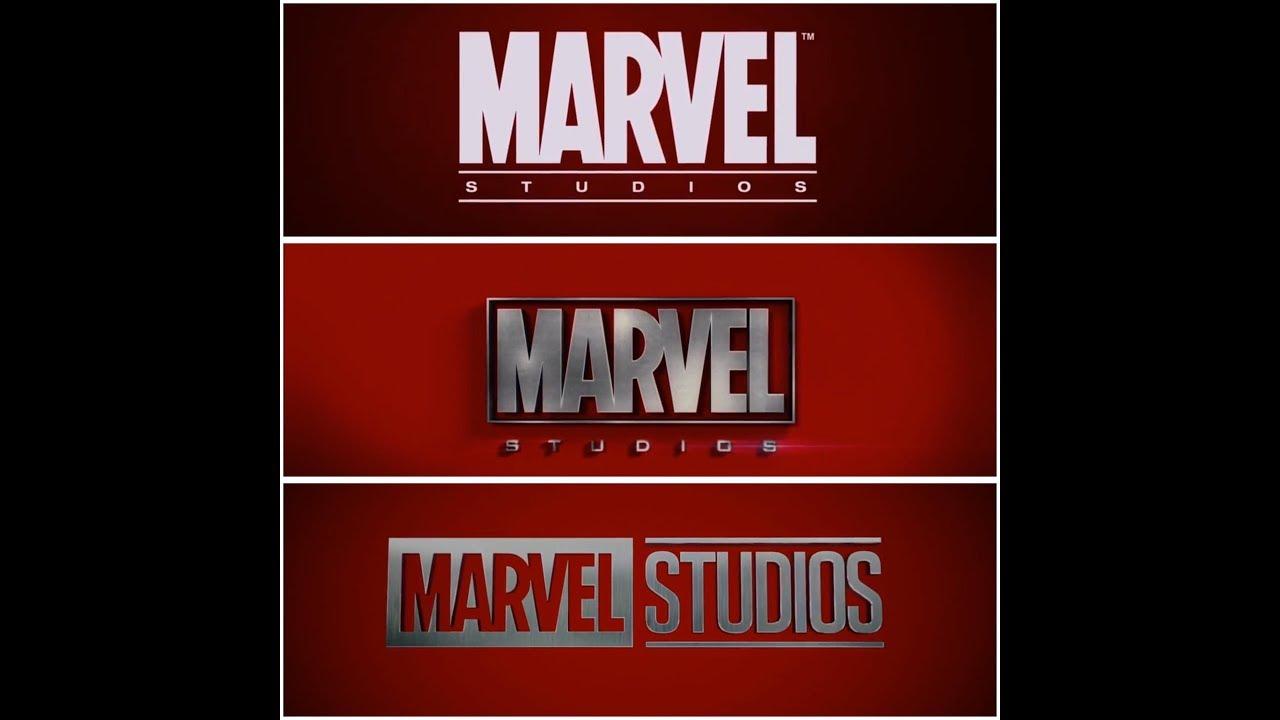 Marvel Studios Logo History.