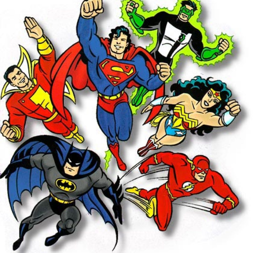 Marvel superheroes clipart 3 » Clipart Station.