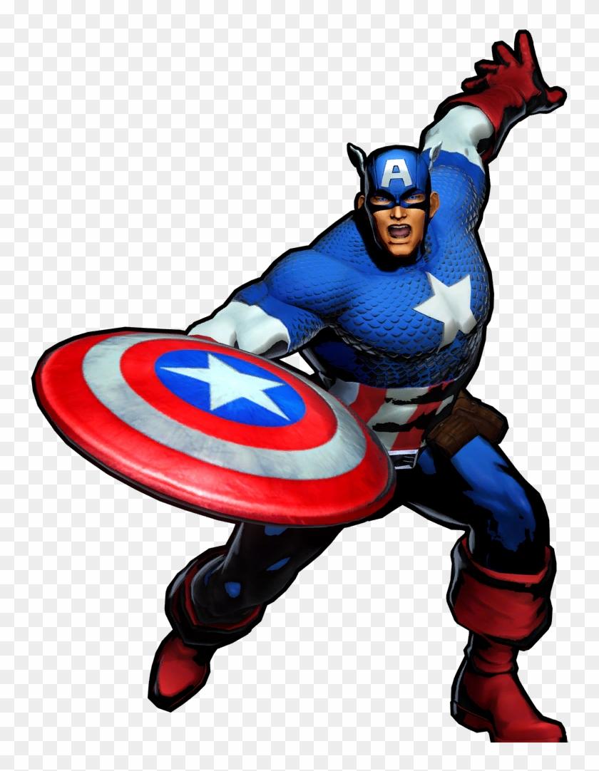 Captain America Clipart Wikia.