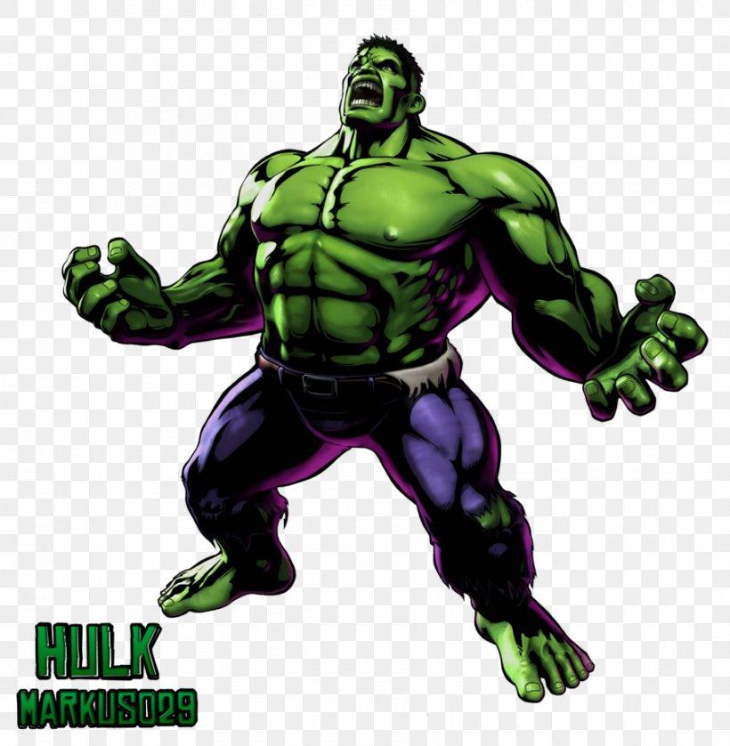Ultimate Marvel Vs. Capcom 3 Hulk Iron Man Simon Williams.