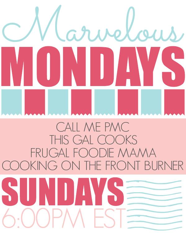 Marvelous Mondays Link Party 1.