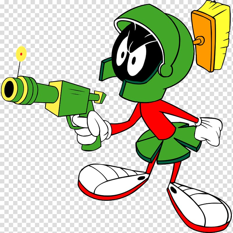 Marvin the Martian in the Third Dimension Looney Tunes.