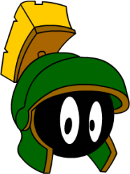 Free Marvin The Martian Silhouette, Download Free Clip Art.