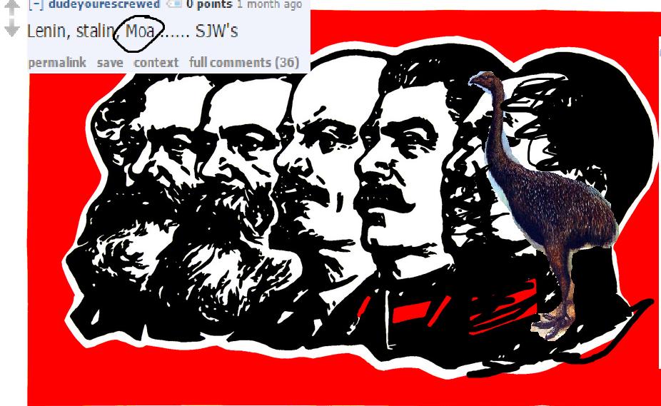 Uphold Marxism.