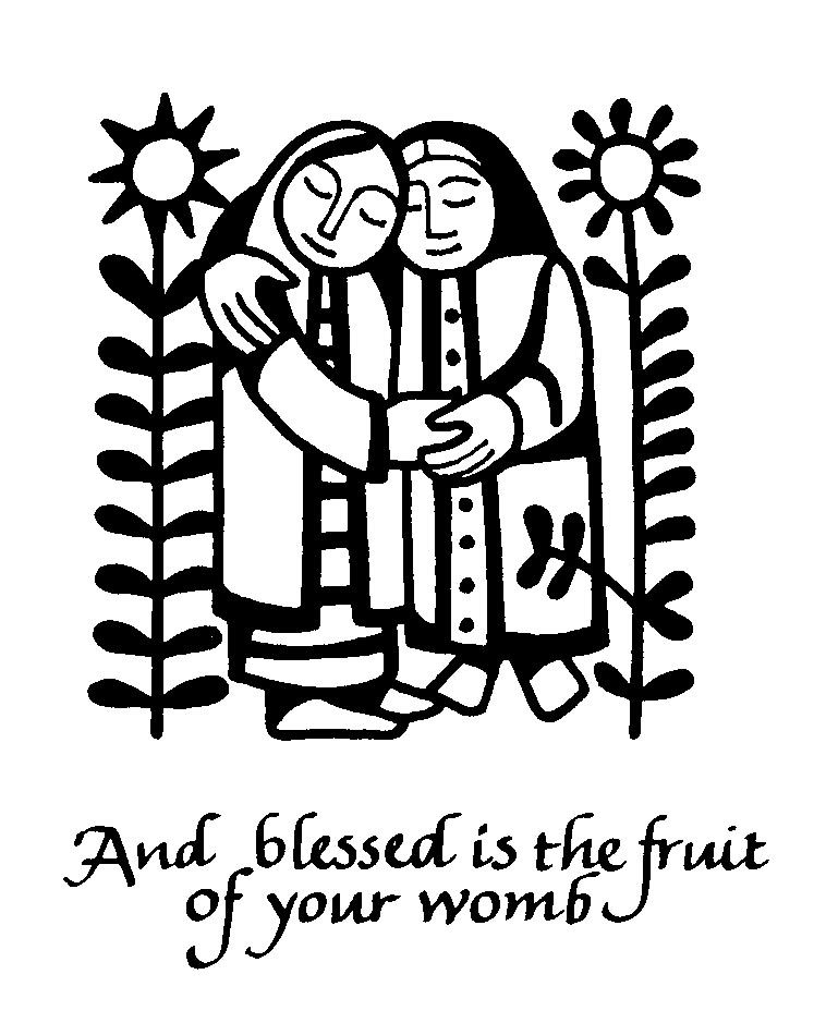 on the feast of the visitation.