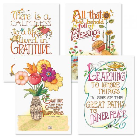 Mary Engelbreit® Inspirations Cards and Seals.