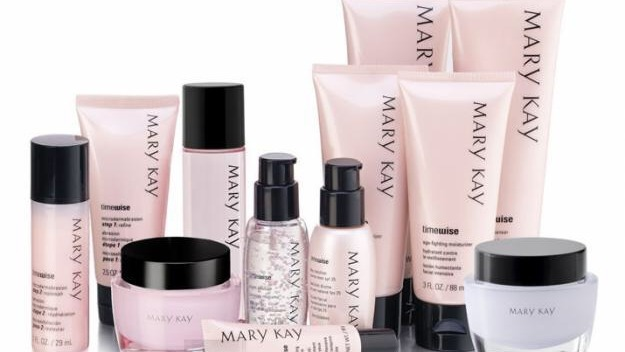 One Reason to Not Trade Mary Kay Products.