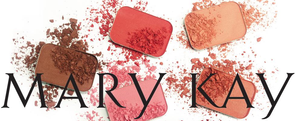 Mary Kay Cosmetics.