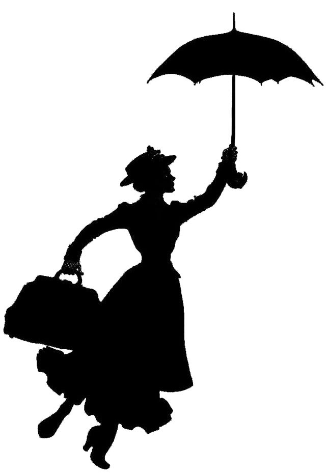 Download your free Mary Poppins Stencil here. Save time and.