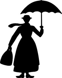131 Mary Poppins free clipart.