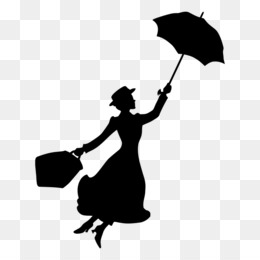 Mary Poppins PNG.