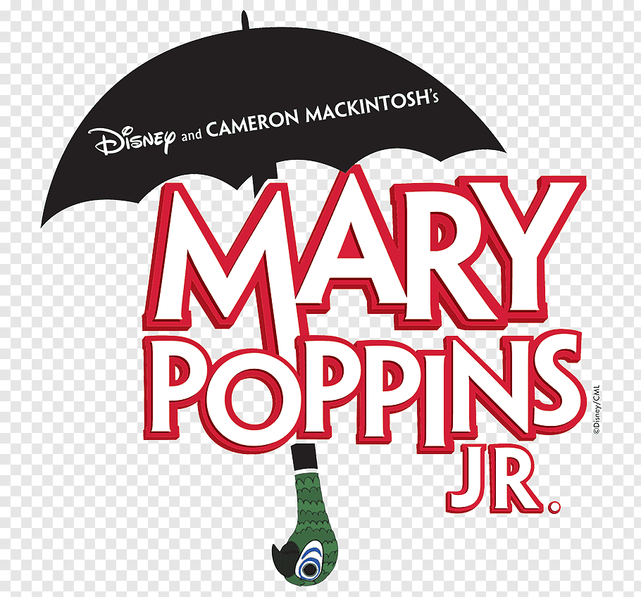 Disney Logo, Mary PoPpins, Theatre, Musical Theatre, Film.