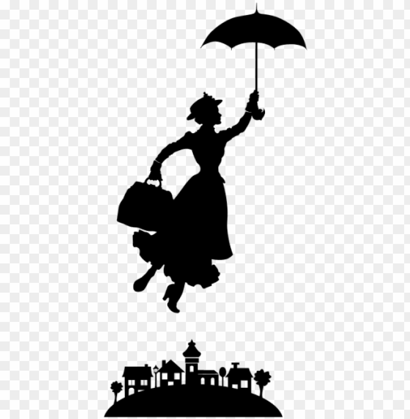 mary poppins umbrella png image free stock.