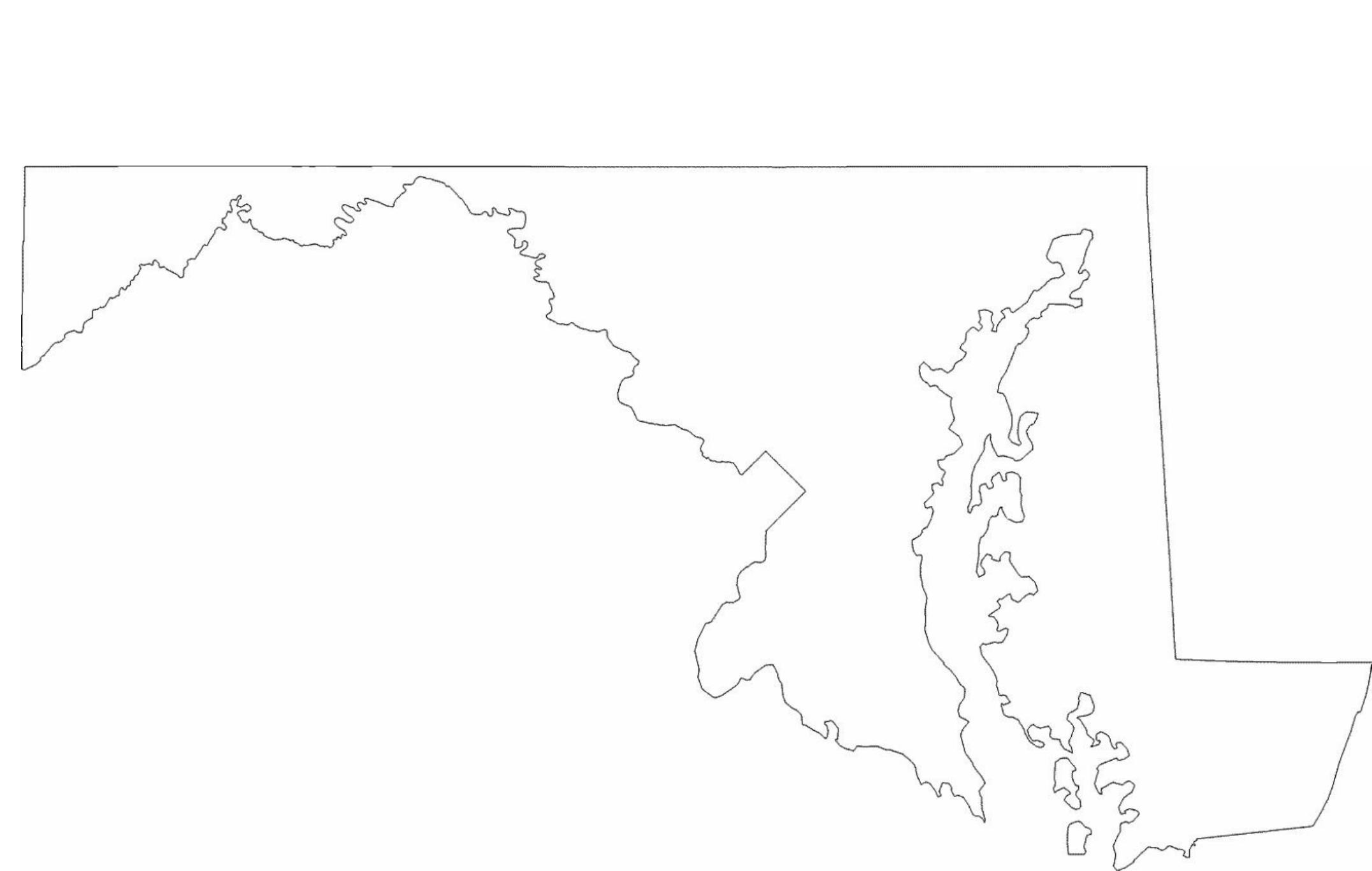 Geography Blog: Maryland.