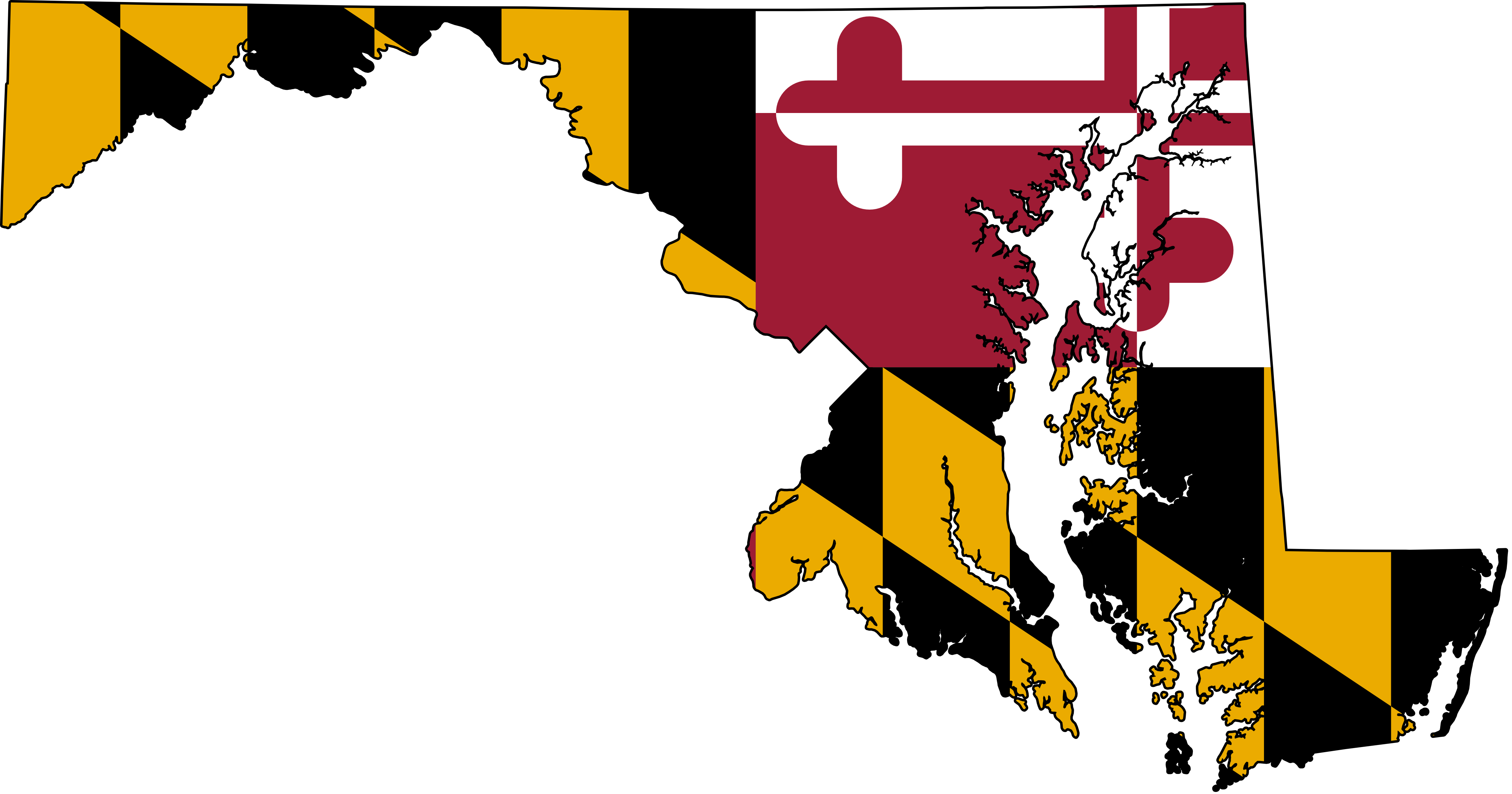 Maryland Clipart.