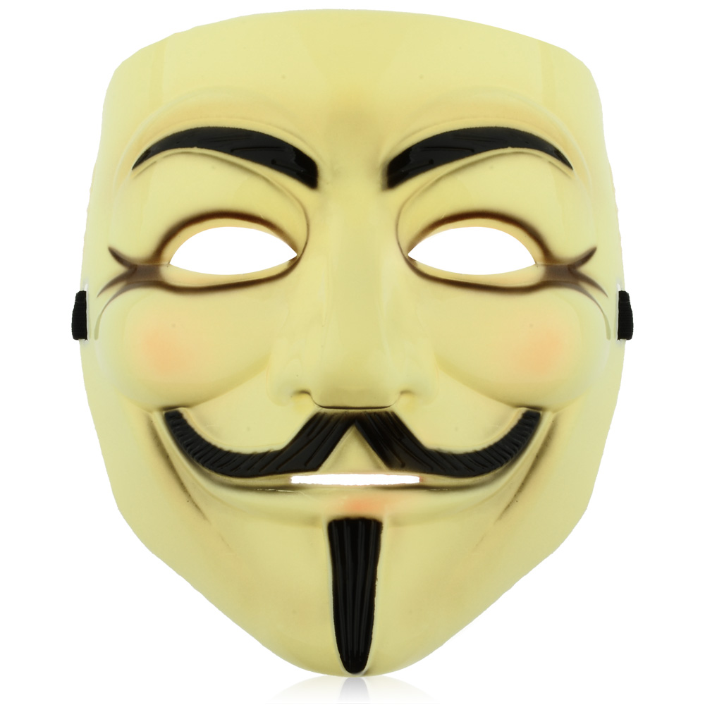 Anonymous Mask Png.