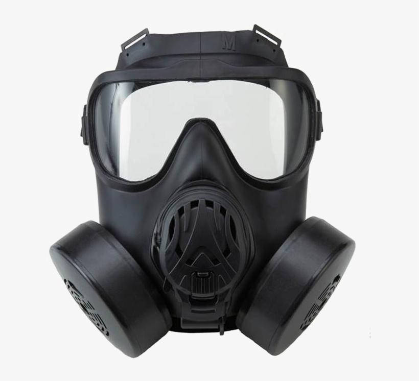Gas Mask Png Image Background.