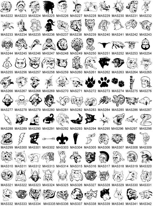 1000+ images about School Mascot Clip Art on Pinterest.