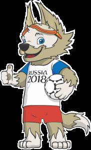 Copa do Mundo Rússia 2018.